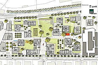 """Das Projekt """"Quartier Riedenburg"""""""